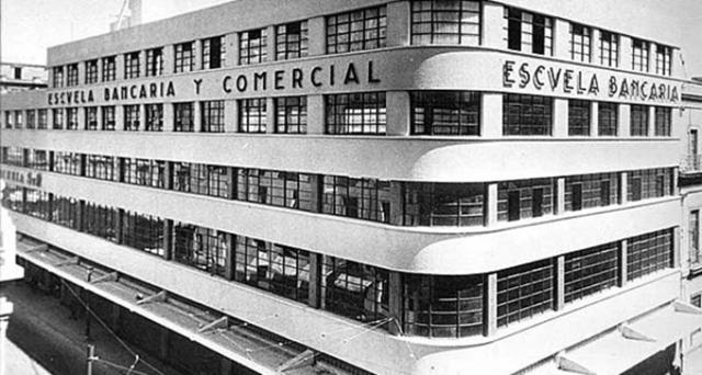 Escuela de Comercio en México