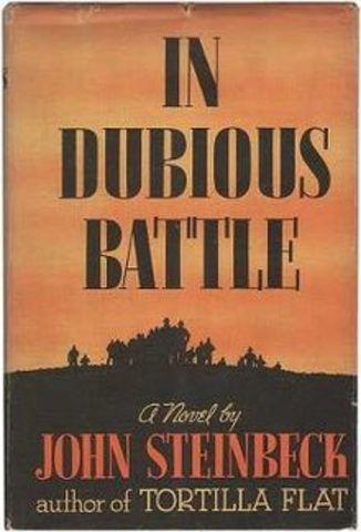 In Dubious Battle Published