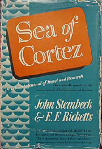 Sea of Cortez Published
