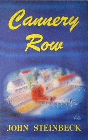 Cannery Row Published