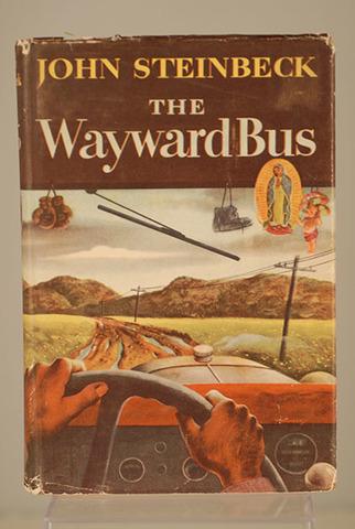The Wayward Bus Published