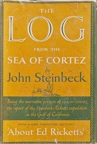 The Log from the Sea of Cortez Published