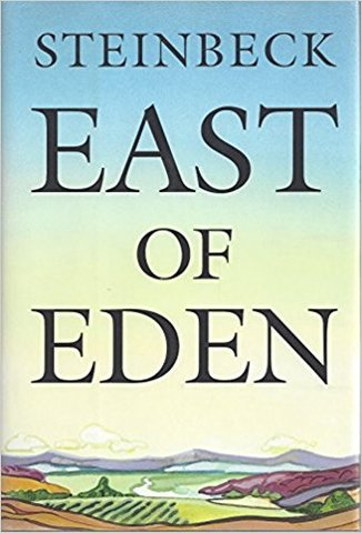 East of Eden Published
