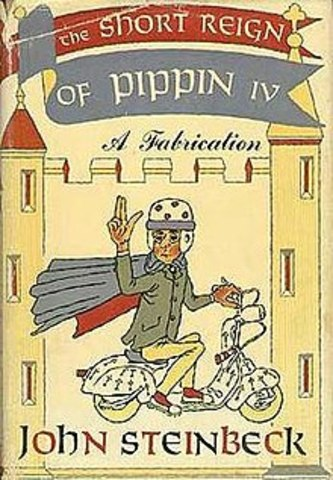 The Short Reign of Pippin IV Published