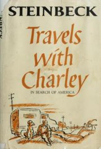 Travels with Charley Published