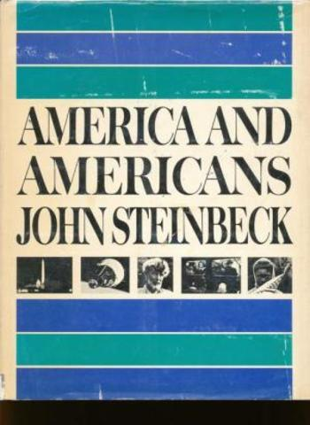 America and Americans Published