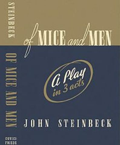 Play: Of Mice and Men
