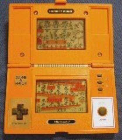 Nintendo empieza a distribuir las Game & Watch