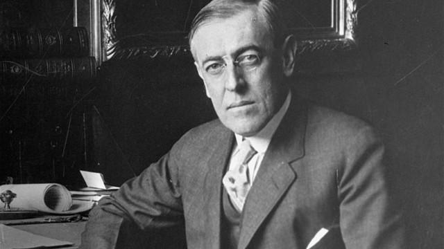 Wilson (président démocrate USA) :