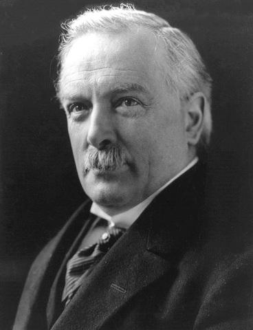 Lloyd George (premier ministre britannique)