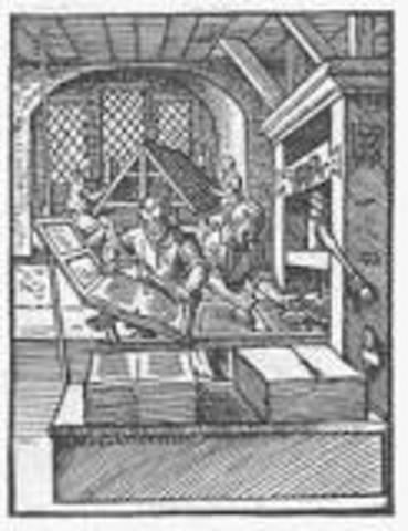 (1398-1468) Johannes Gutenberg - Invenção da Imprensa