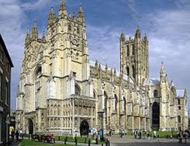 formación de la Iglesia anglicano