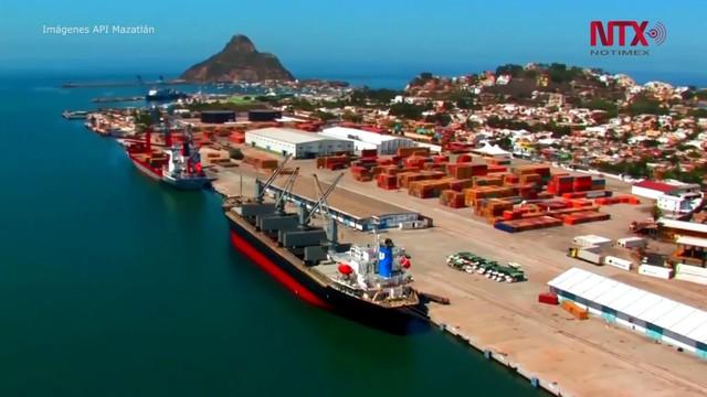 El Puerto de Mazatlán