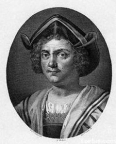 Christoffer Columbus får til opgave at finde en vestlig rute til Indien