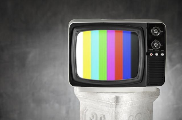 Televisão em cores