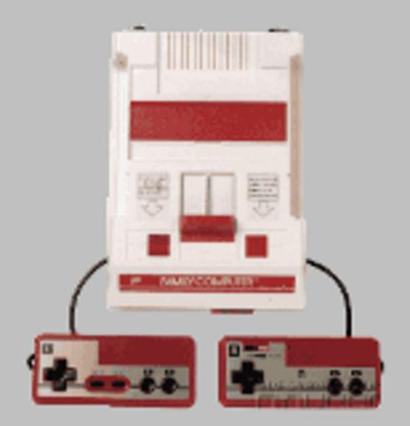 Nintendo lanza Famicom en Japón
