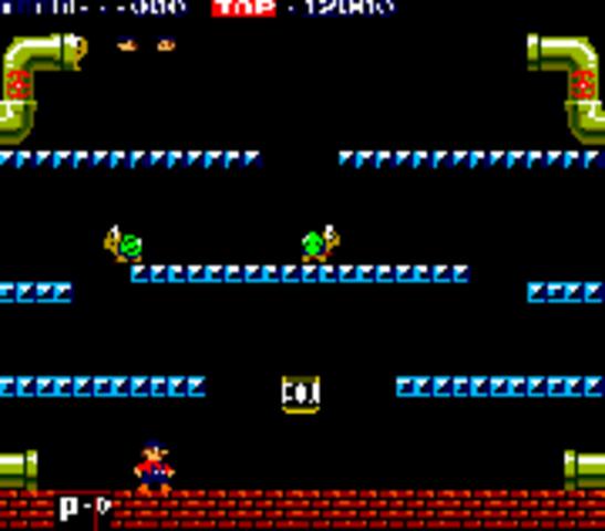 Nace Mario Bros