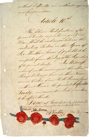 Trattato di Parigi