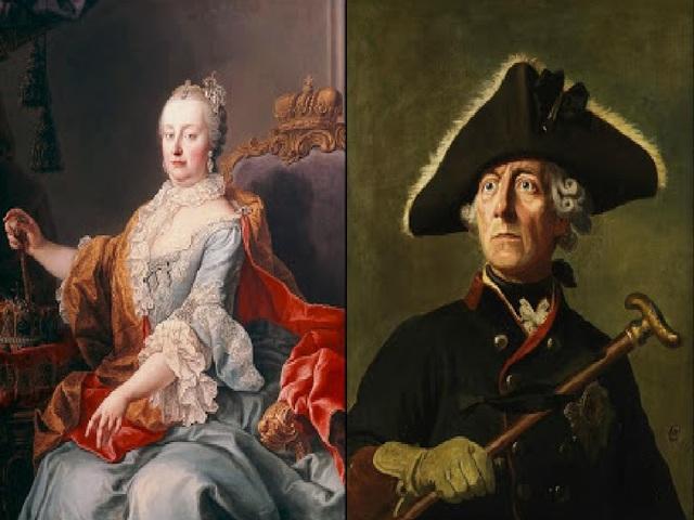Austria e Prussia