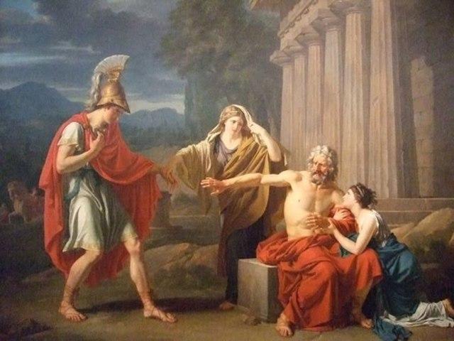 Kung Oidipus (Sofokles)