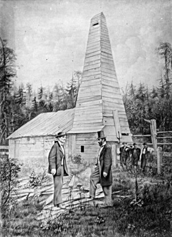 The First Commercial Oil Well: Drake Well