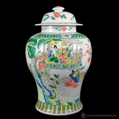 Invención de la porcelana