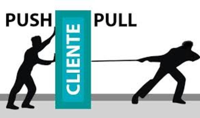 Estrategia PUSH - Pull