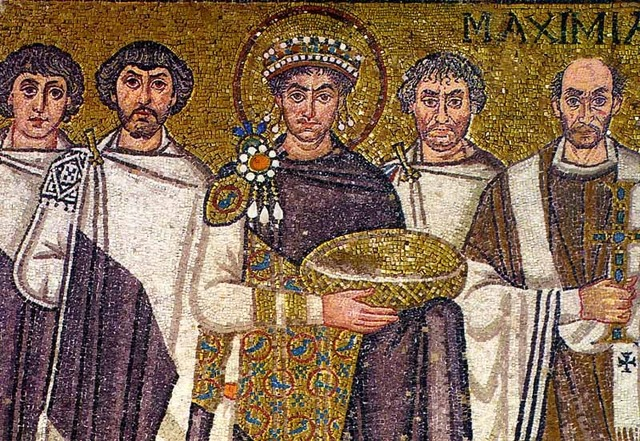 Florecimiento del Imperio Bizantino
