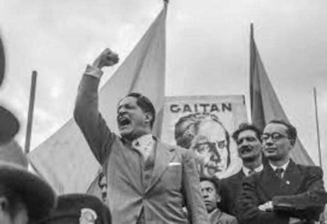 9 de abril de 1948 El bogotazo