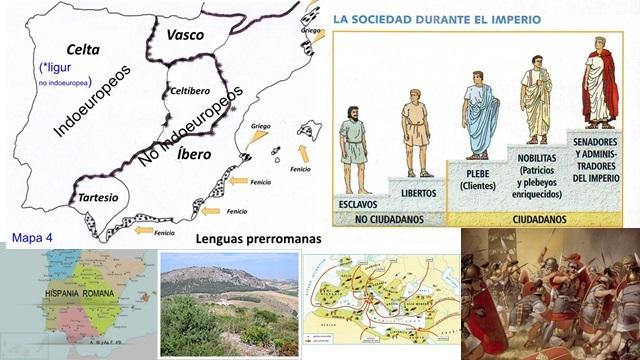 Fragmentación del latín y  surgimiento de las lenguas romances