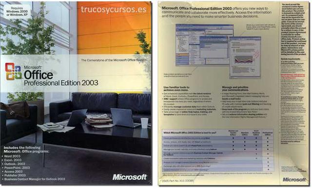 Microsoft Excel 11.0