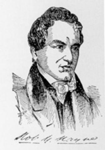 Debated Senator Robert Y. Hayne