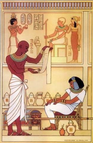 Papiros de Ebers & Edwin Smith (Egipto)