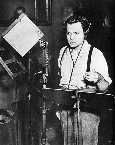 CBS Radio Broadcast of the H.G. Well's 'The War of the Worlds'
