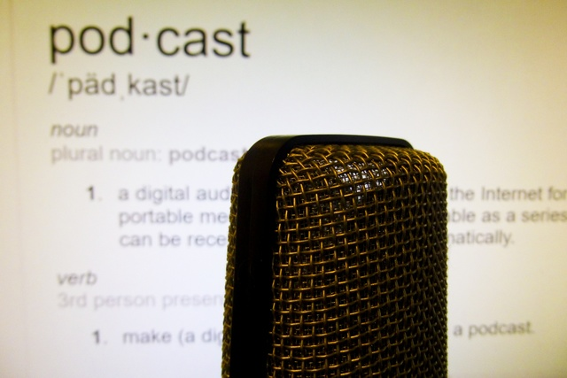 First Podcast is Launched