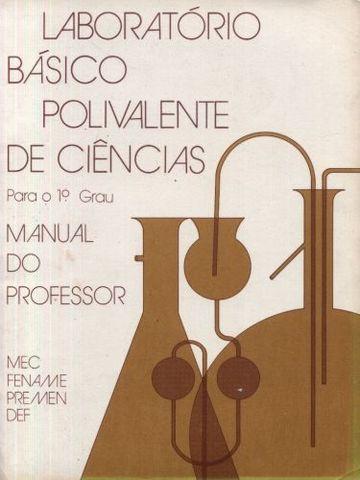 Laboratorio Basico Polivalente de Ciencias para 1 grau