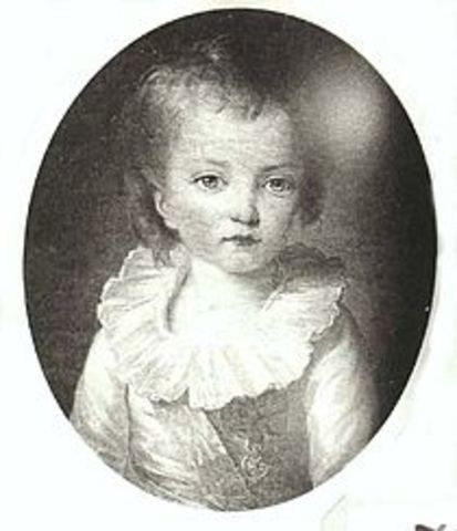 Nacimiento de Luis José
