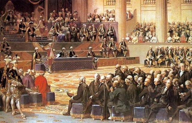 Reunión de los estados