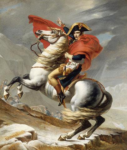 Napoleón es nombrado general del Ejército en Italia