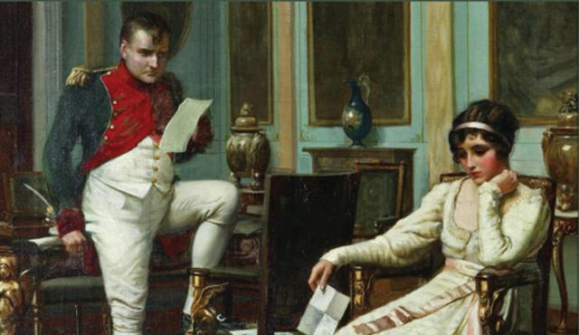 Boda de Napoleón y Josephine de Beauharnais