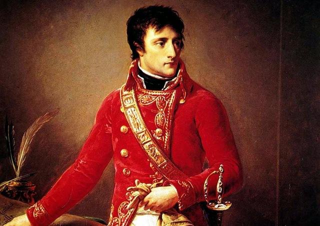 Napoleón es nombrado primer Cónsul