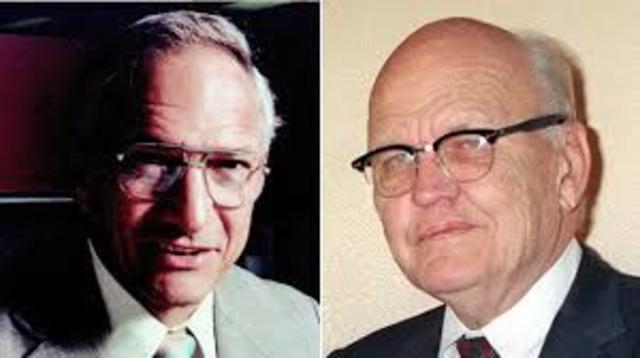 Jack Kilby y Robert Noyce