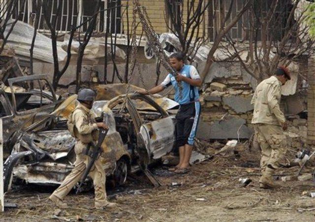 US missile attacks on Iraq