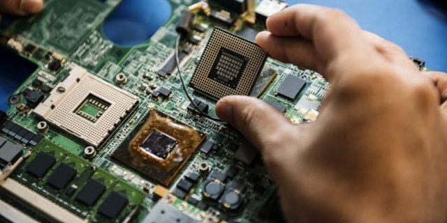Desarrollo del Microprocesador