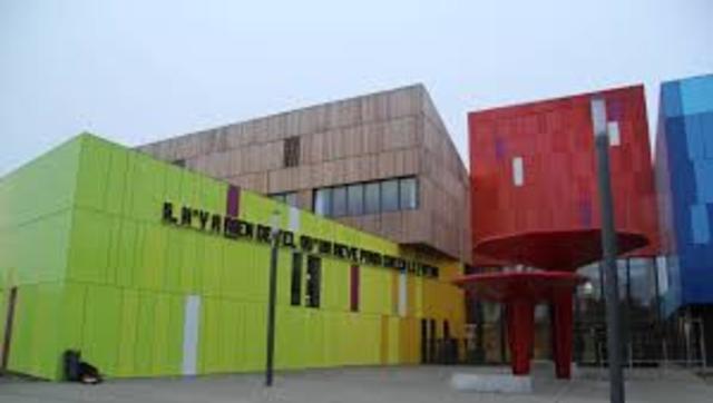 Présentation du lycée Etienne d'Orves - Carquefou