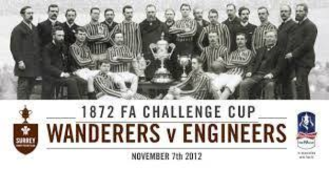 First FA Cup game