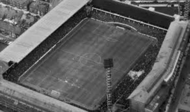 First Stadium