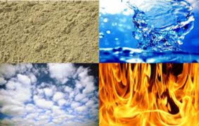 4 ELEMENTS: IT'S ALL THAT MATTERS