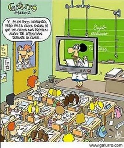 Televisão no processo de ensino-aprendizagem