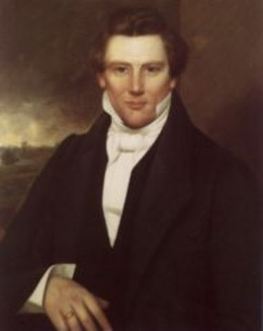 Birth of Joseph Smith
